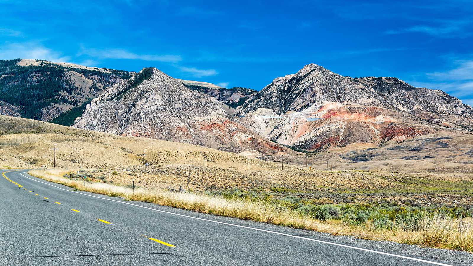 Discover Byways Through the Bighorns